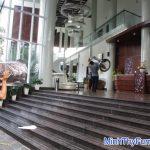 Carmelina Beach Resort chọn Minh Thy Furniture cung cấp bàn ghế nhựa giả mây,đèn ngủ giả mây,ghế quầy bar