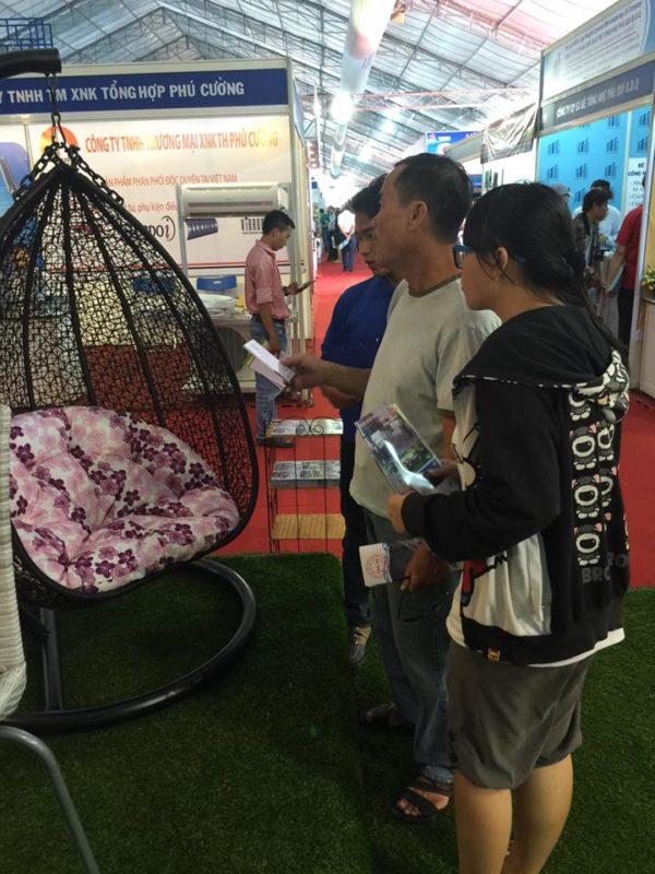 Minh Thy Furniture Tham Gia Triển Lãm VietBuild 2015