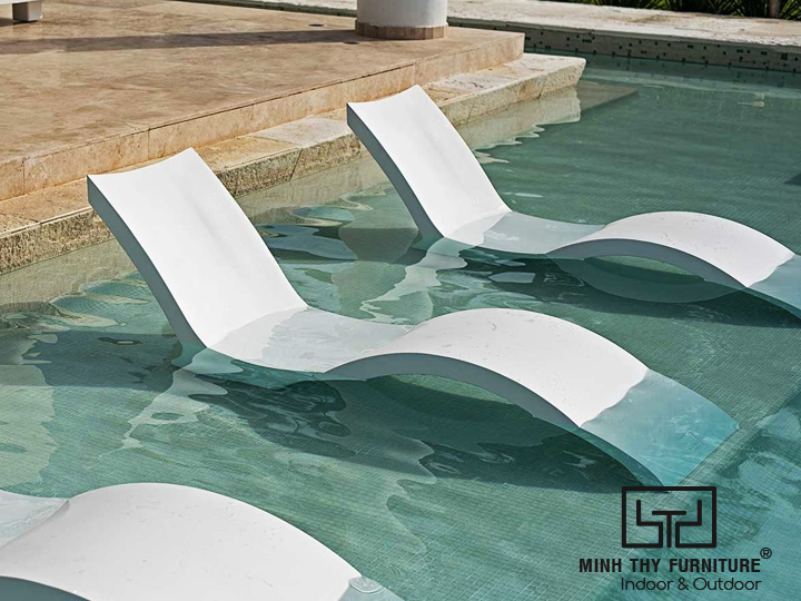 giường hồ bơi composite